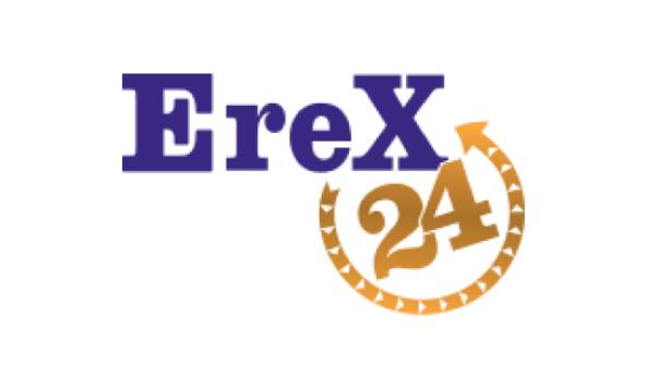 Erex24 zľavový kupón 3€